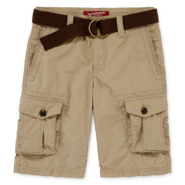 jcpenney.com | Arizona Belted Cargo Shorts - Boys 8-20