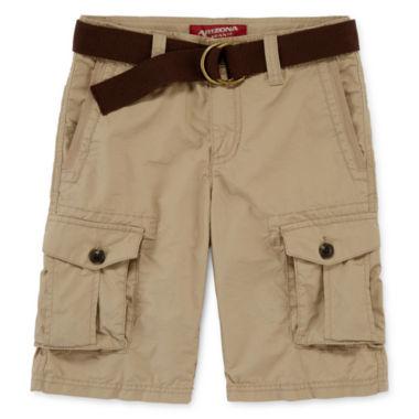 Arizona Belted Cargo Shorts - Boys 8-20 - JCPenney