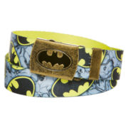 Batman Reversible Metal Buckle Belt