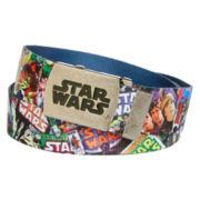 Star Wars® Comic Book Reversible Metal Buckle Belt