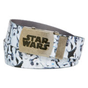 Star Wars® Storm Trooper Reversible Metal Buckle Belt