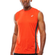 Asics® Shori Sleeveless Running Tee