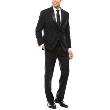 jcpenney.com | Collection by Michael Strahan Satin Peak Tuxedo Jacket