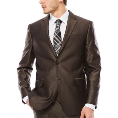 JF J. Ferrar® Shimmer Slim-Fit Suit Jacket