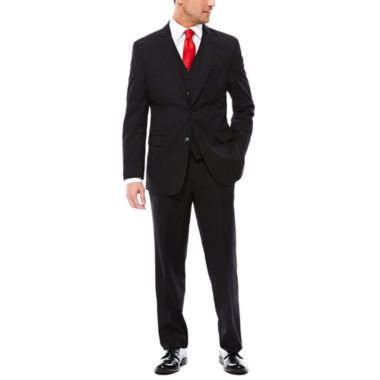 jcpenney.com | U.S. Polo Assn.® Black Stripe Suit Separates - Classic Fit