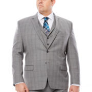 Collection by Michael Strahan Plaid Jacket - Big & Tall