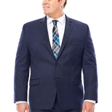 jcpenney.com | Collection by Michael Strahan Navy Tic Jacket - Big & Tall