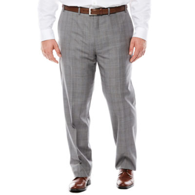 Collection by Michael Strahan Plaid Pants - Big & Tall