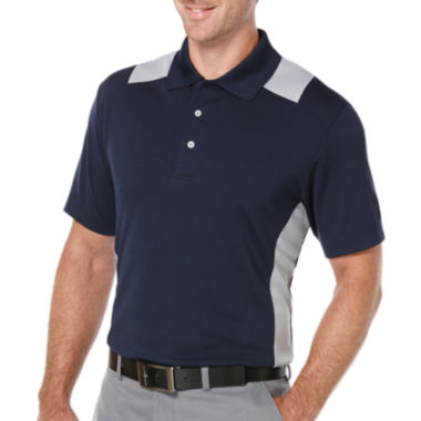 jcpenney.com | PGA TOUR® Short-Sleeve Airflux Colorblock Polo