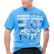 i jeans by Buffalo Cardell Short-Sleeve Tee - Big & Tall