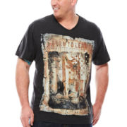 i jeans by Buffalo Cavil V-Neck Tee - Big & Tall