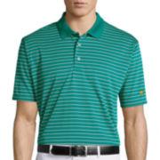 Jack Nicklaus® Short-Sleeve Glenmoor Stripe Performance Polo