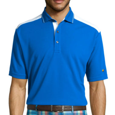 jcpenney.com | Jack Nicklaus® Short-Sleeve St. Andrews Performance Polo