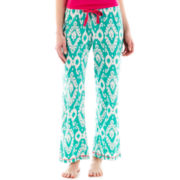 Insomniax® Drawstring Knit Sleep Pants