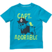 Carter's® Pirate Puppy Slogan Tee - Boys 6m-24m
