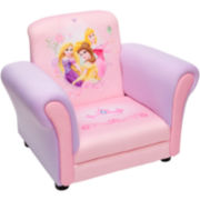 Delta Children's Products™ Disney Princess Upholstered Chair