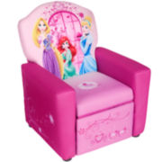 Delta Children's Products™ Disney Princess Upholstered Recliner Chair