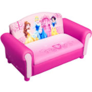 Delta Children's Products™ Disney Princess Upholstered Sofa