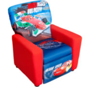 Delta Children's Products™ Disney Cars Upholstered Recliner Chair