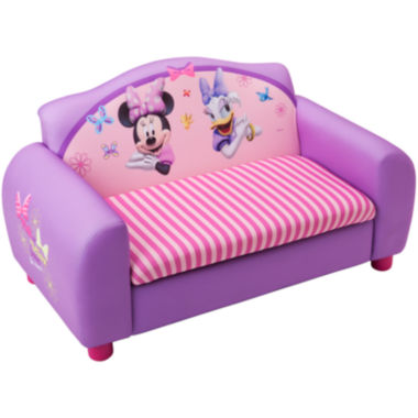 jcpenney.com | Delta Children's Products™ Disney Minnie Mouse Upholstered Sofa