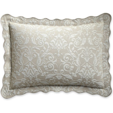 jcpenney.com | Royal Velvet® Coralie Pillow Sham