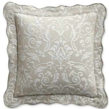 jcpenney.com | Royal Velvet® Coralie Square Decorative Pillow