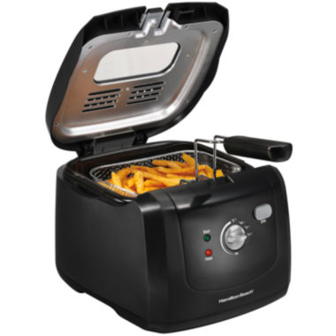 jcpenney.com | Hamilton Beach® 8-Cup Cool Touch Deep Fryer