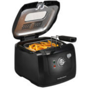 Hamilton Beach® 8-Cup Cool Touch Deep Fryer