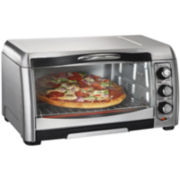 Hamilton Beach® 6-Slice Toaster Oven Broiler + Convection