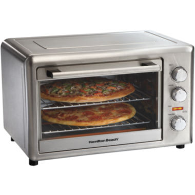 jcpenney.com | Hamilton Beach® Counter-Top Oven + Convection & Rotisserie