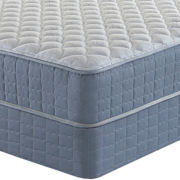 CLOSEOUT! Serta® Perfect Sleeper®  Chelsey Harbor Plush Mattress plus Box Spring