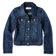Joe Fresh™ Denim Jacket - Girls 4-14