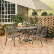 Biscayne Outdoor Furniture Collection - Bronze Finish