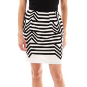 Worthington Pleated Skirt - Petite