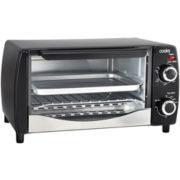 Cooks 4-Slice Toaster Oven + $10 Printable Mail-In Rebate