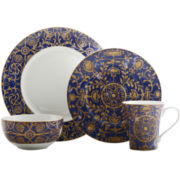 Pilar Bohemian 16-pc. Dinnerware Set