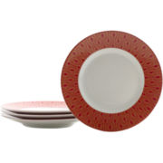 Theorie Set of 4 Salad Plates