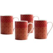 Theorie Set of 4 Mugs