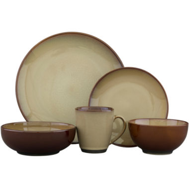 jcpenney.com | Sango Nova 40-pc. Reactive Glaze Dinnerware Set - Service for 8