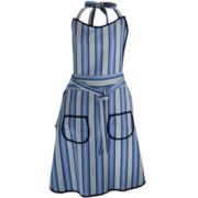 Corelle® Old Town Blue Kitchen Apron
