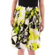 Worthington Pleated Skirt - Plus