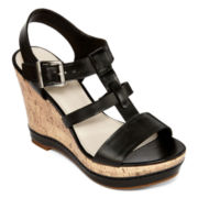Studio Paolo® Sound Wedge Sandals