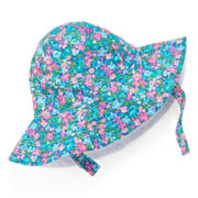 Carter's® Floral Sun Hat - Baby Girls 3m-24m