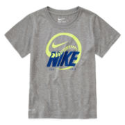 Nike® Dri-FIT Short-Sleeve Graphic Tee – Boys 4-7