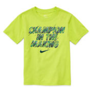 Nike® Short-Sleeve Graphic Knit Tee – Boys 4-7