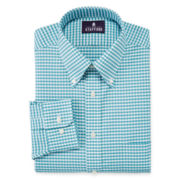 Stafford® Travel Wrinkle-Free Oxford Dress Shirt−Big & Tall