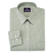 Stafford® Travel Striped Performance Super Shirt