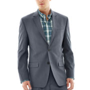 IZOD® Light Blue Tic Suit Jacket–Classic Fit