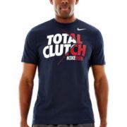 Nike® Baseball Clutch Tee