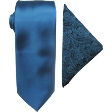 jcpenney.com | JF J. Ferrar® Prom Night Tie and Pocket Square Set